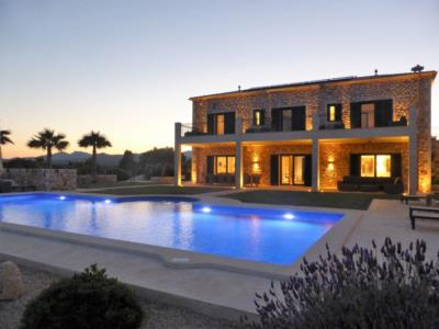 Villa Cala Murada with stunning sea view