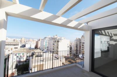 Palma de Mallorca: Modern apartment in the city