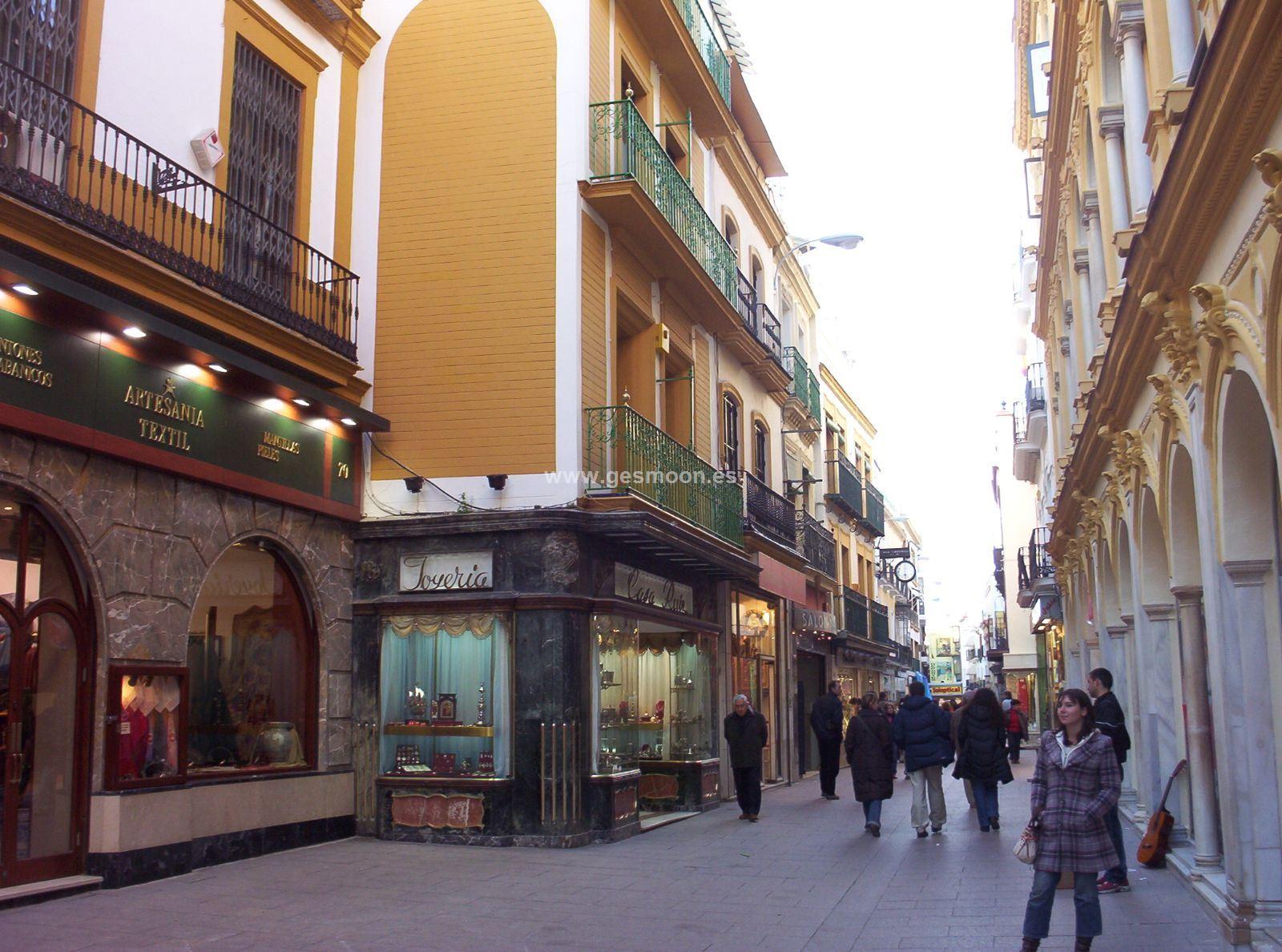 Edifico en Venta en pleno centro de Sevilla