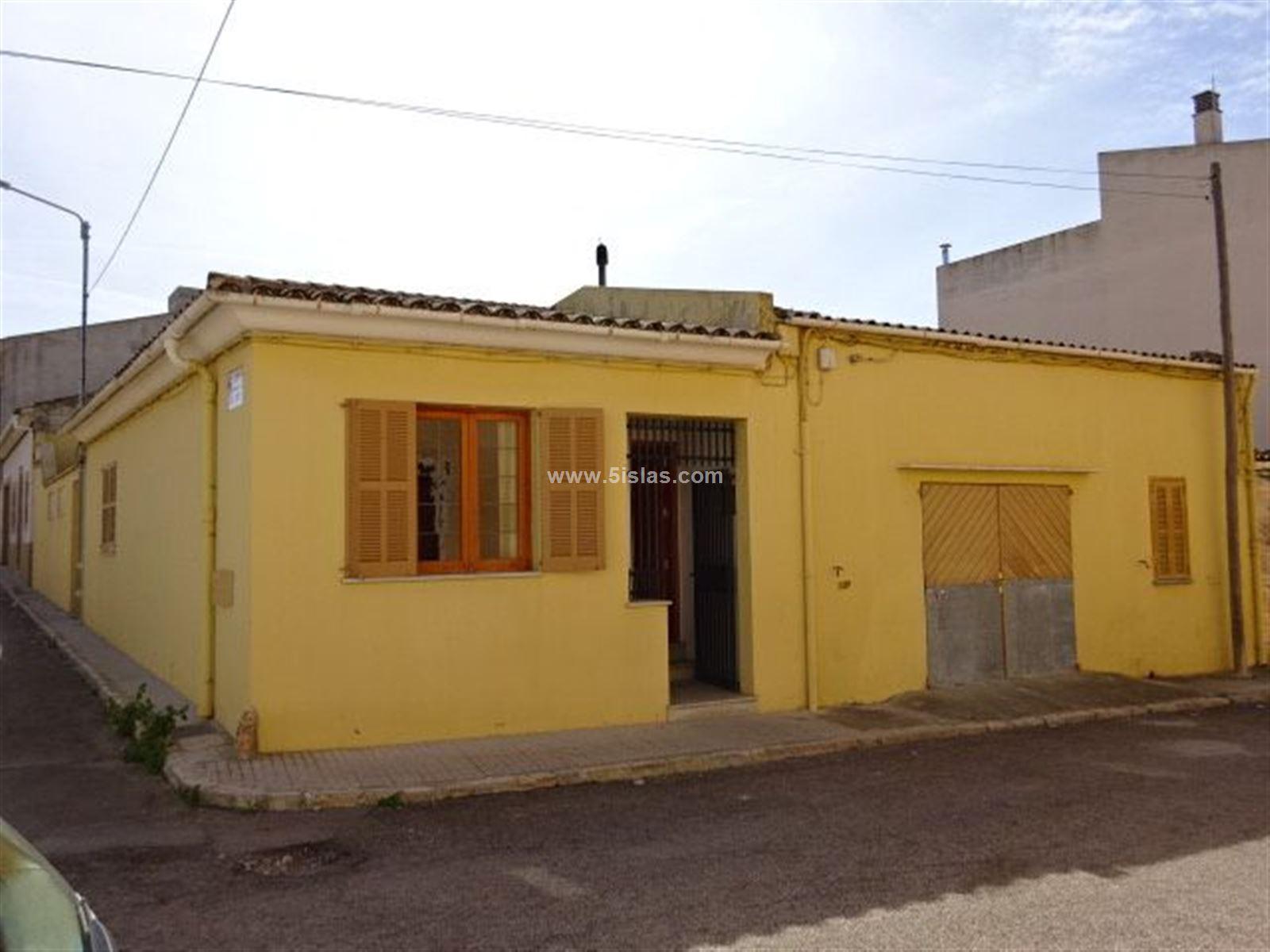 encantadora casa en Muro