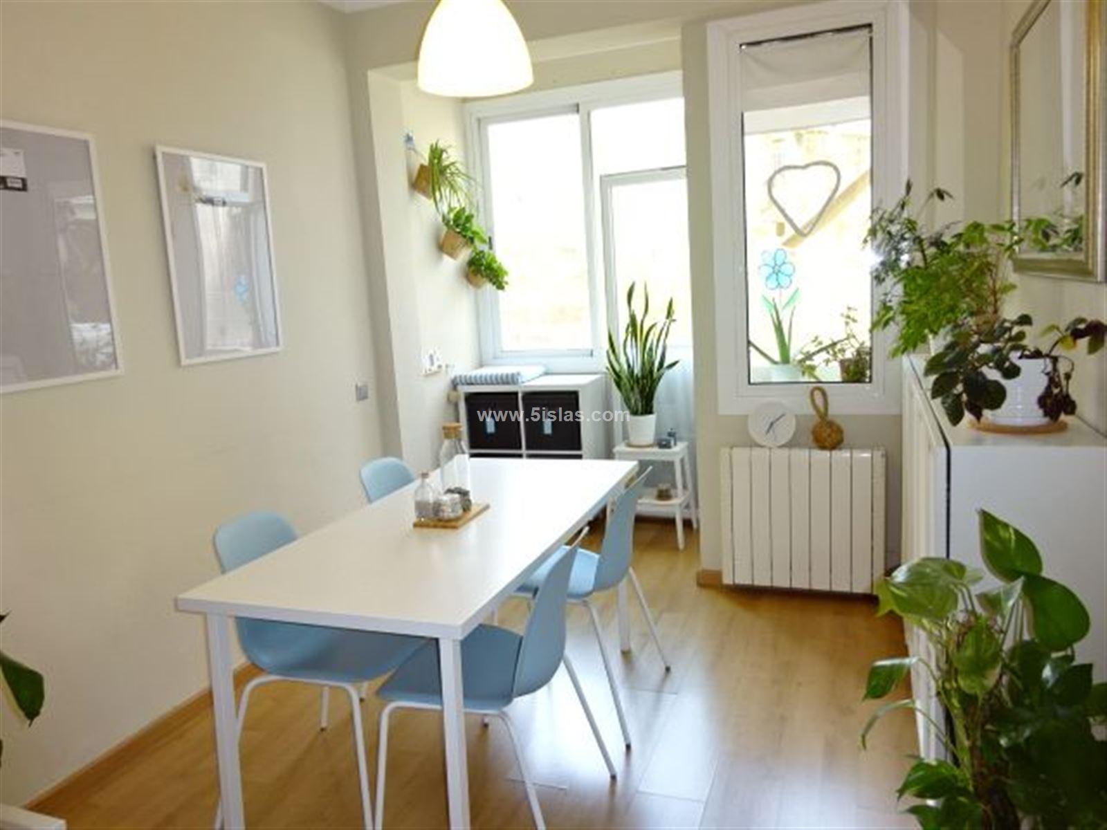 precioso piso en zona Blanquerna