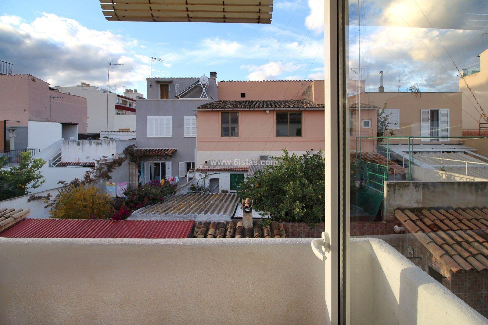 atico son españolet con terraza privada en azotea