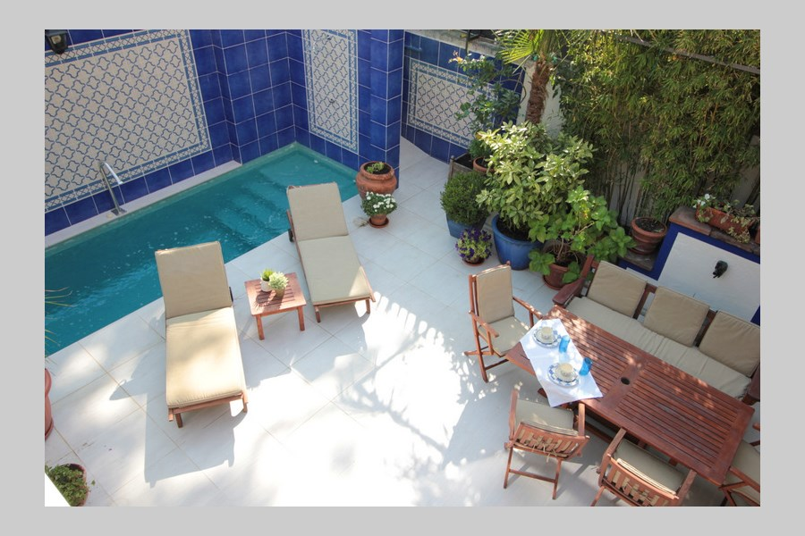 DETACHED HOUSE in CHAMARTIN