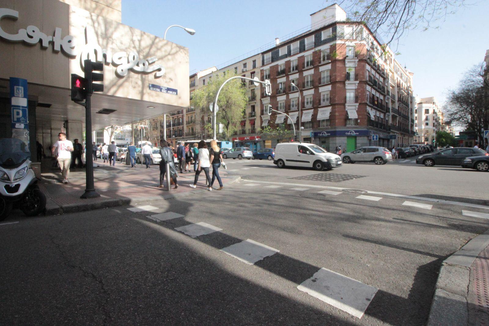 PLANTA BAJA. MADRID , area SALAMANCA