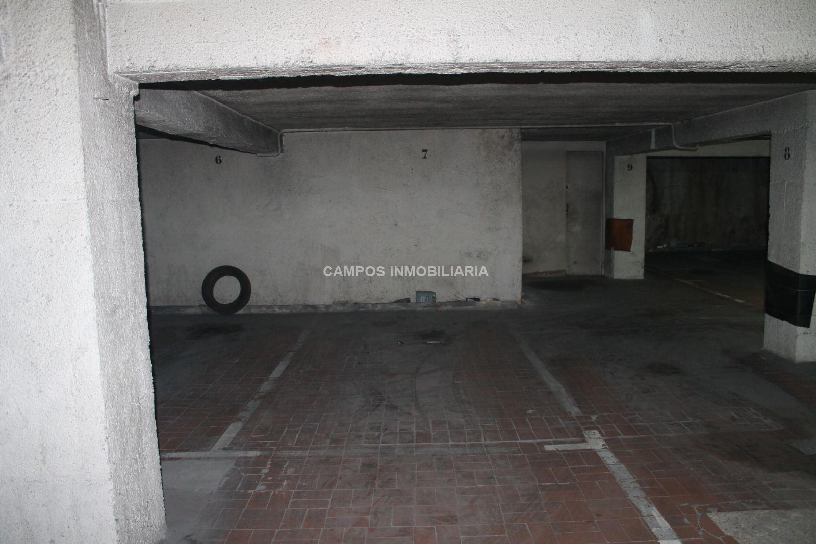 GARAJE en LA ARENA