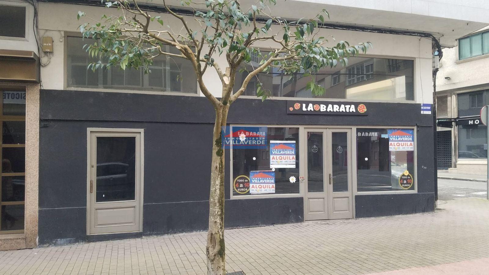 BAJO COMERCIAL EN LA AVENIDA DE MARIN.