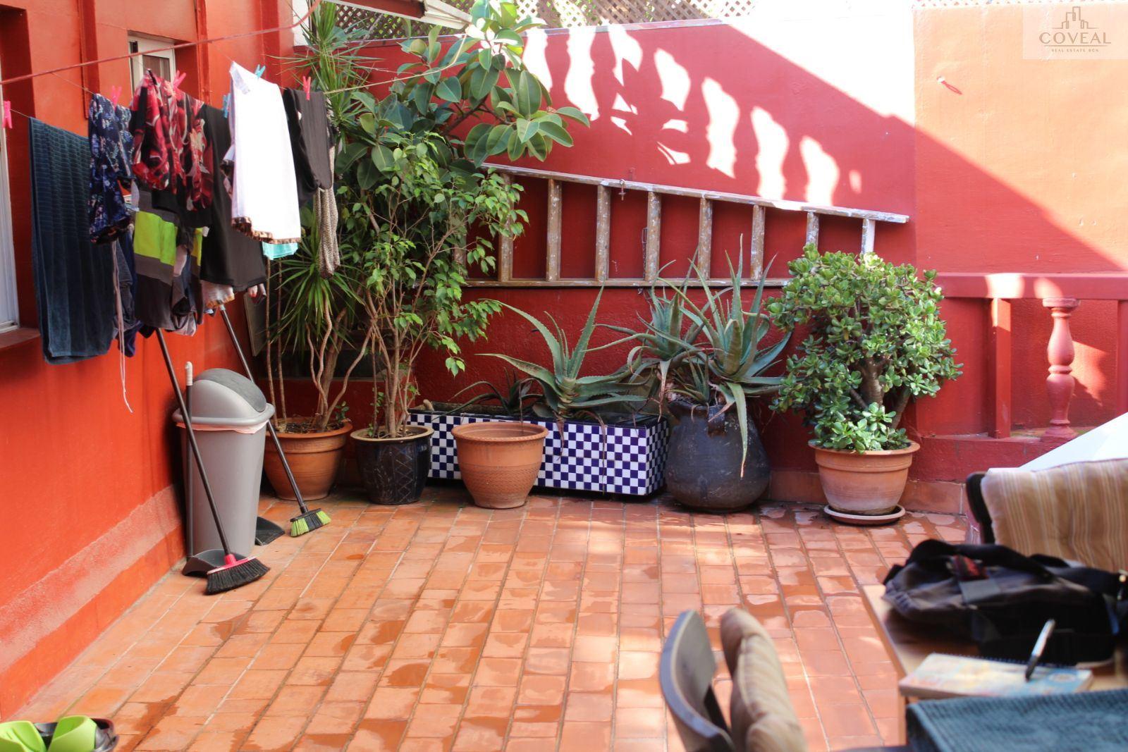Casa con terraza en el centro de Mataró