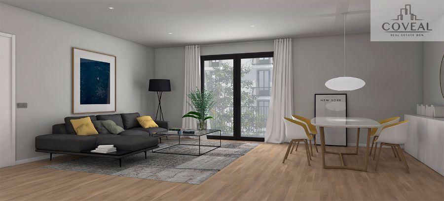 Promoción viviendas nuevas Sants-Monjuic