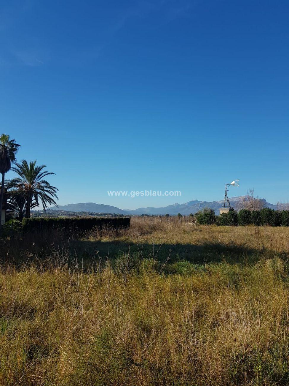 "Alcudia ""Sa Marina"" bonito solar edificable a 100m de la playa"
